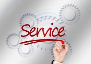 Diensten